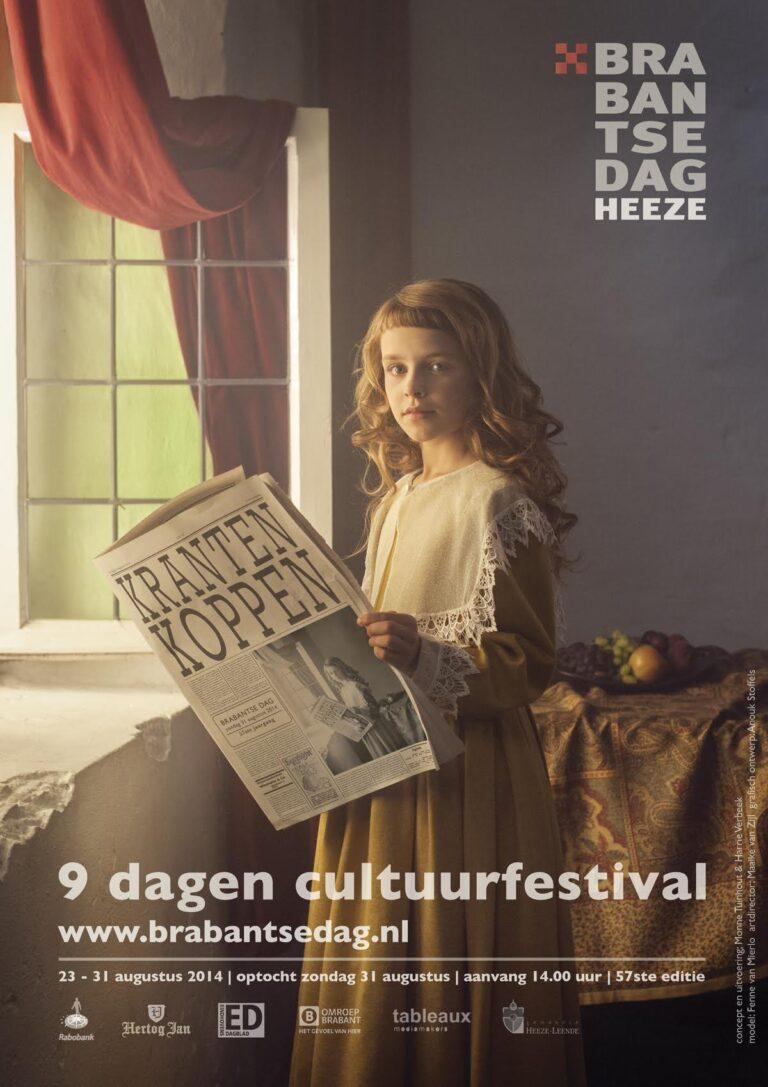 brabantse dag poster & commercial